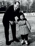 Егор Гайдар с отцом