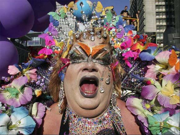 парад в бразилии