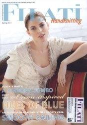 Журнал Filati Handknitting №43 2011