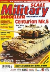 Журнал Scale Military Modeller Vol.41 Iss.485