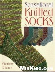 Книга Sensational Knitted Socks
