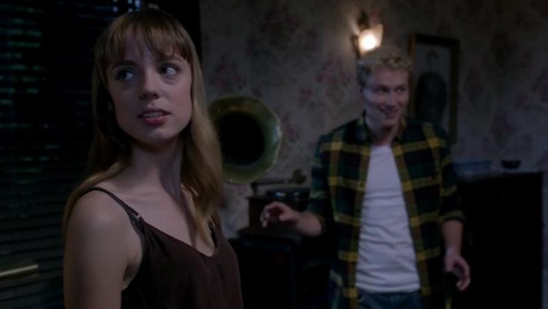 Актеры и персонажи эпизода 11.05 Thin Lizzie