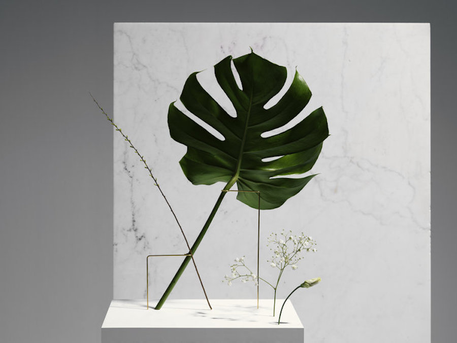 Magnificent Flower Vases by Bloc Studios x Carl Kleiner