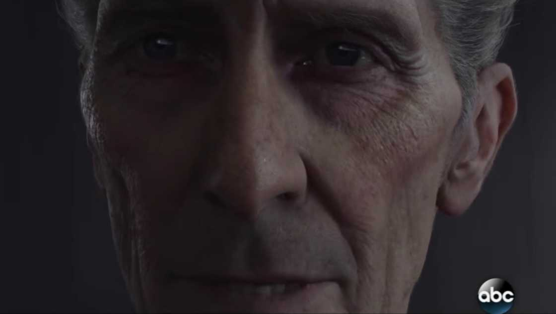 Rogue One - How the Grand Moff Tarkin was resurrected