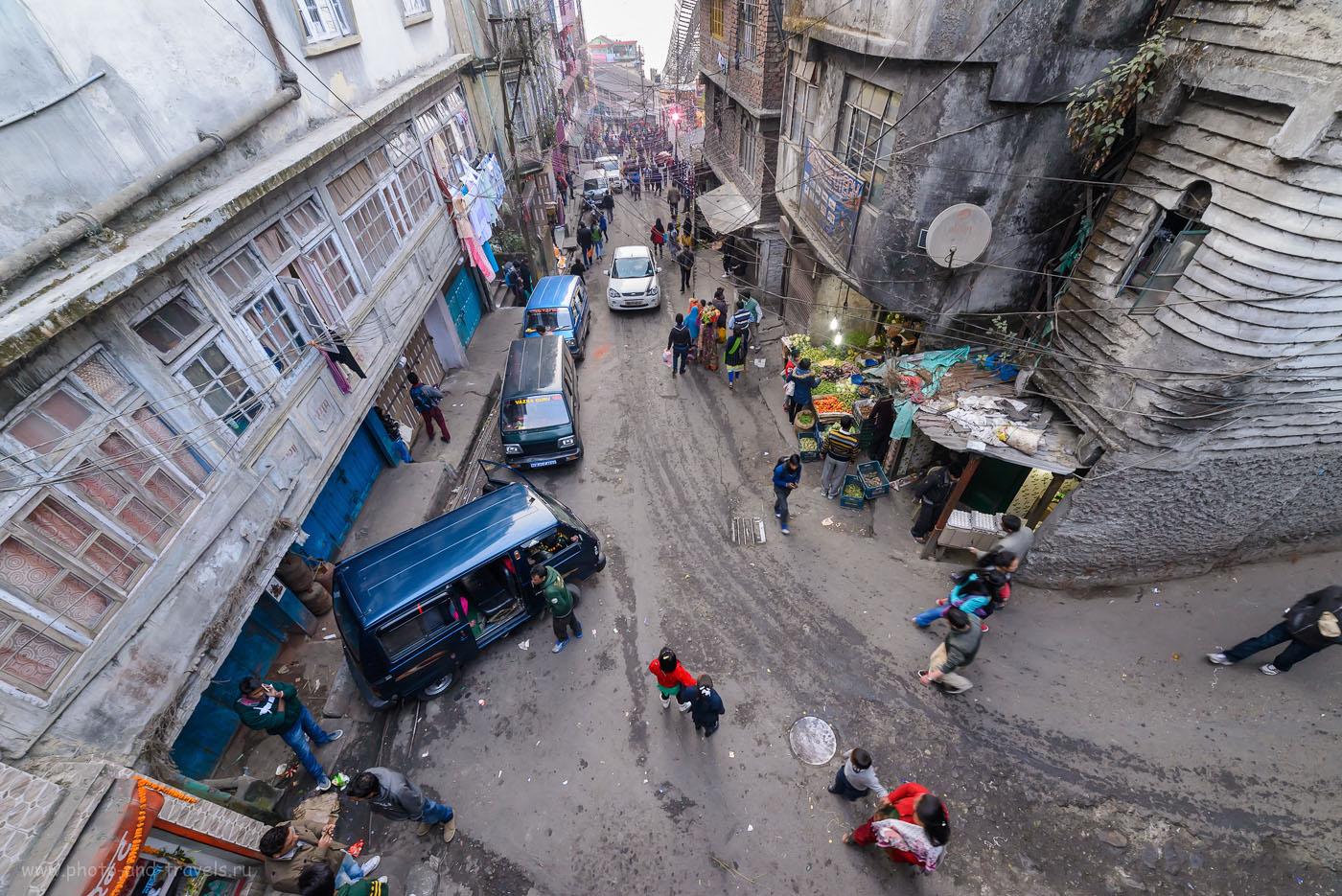 Фото 3. Самостоятельная поездка в город Дарджилинг в штате Западная Бенгалия в Индии. 1/30, -0.67, 8.0, 1000, 14.