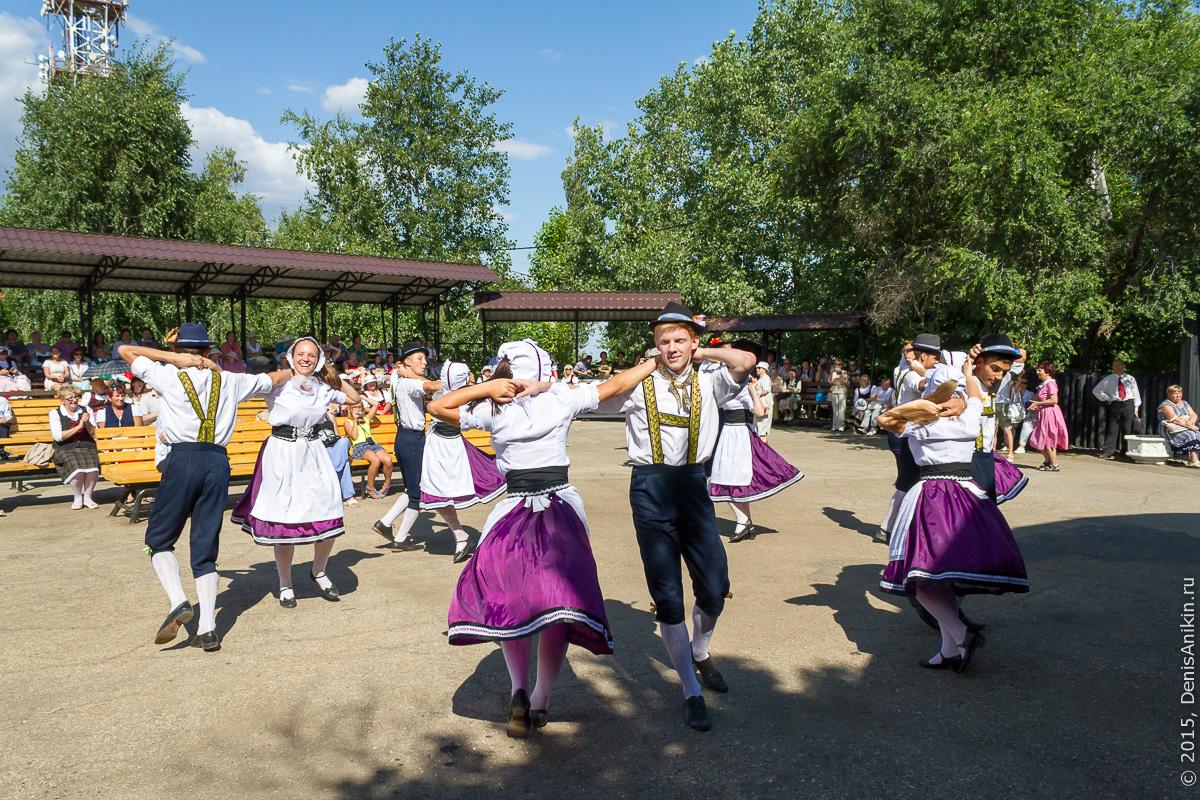 250 лет переселения немцев в Россию 27