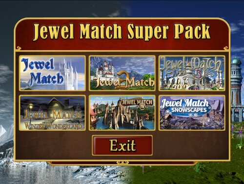 Download Jewel Match Super Pack