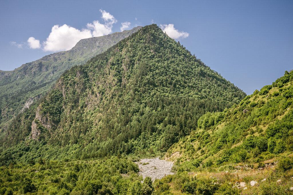Северная Осетия. ИзДигории вБалкарию– часть1