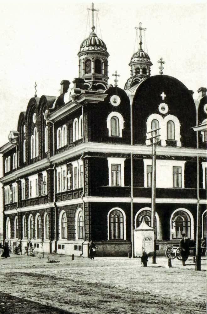 Здание Сурского подворья