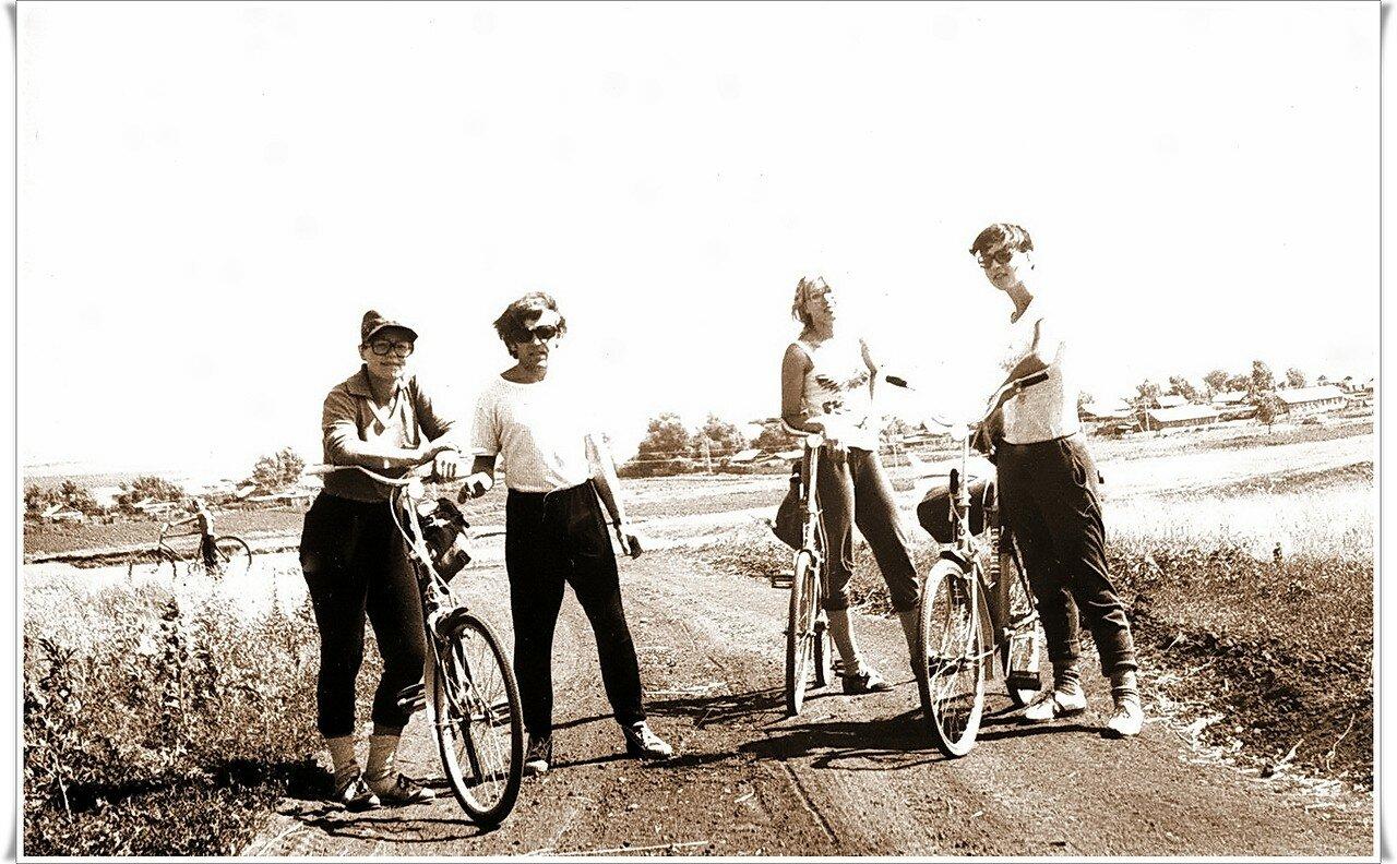 1981. Велопробег