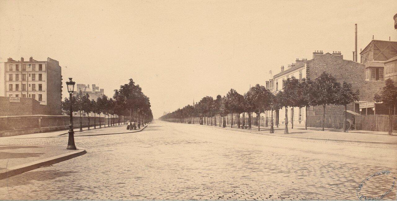 Бульвар Араго