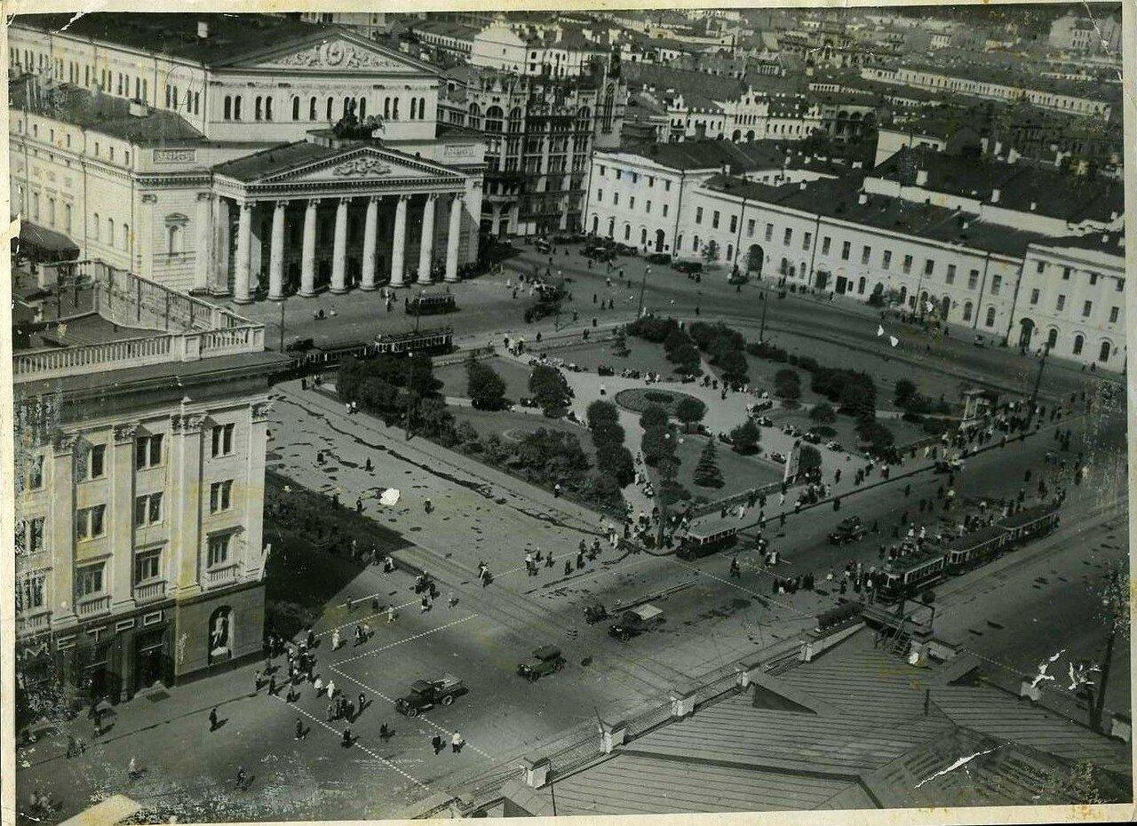 1930. Площадь Свердлова