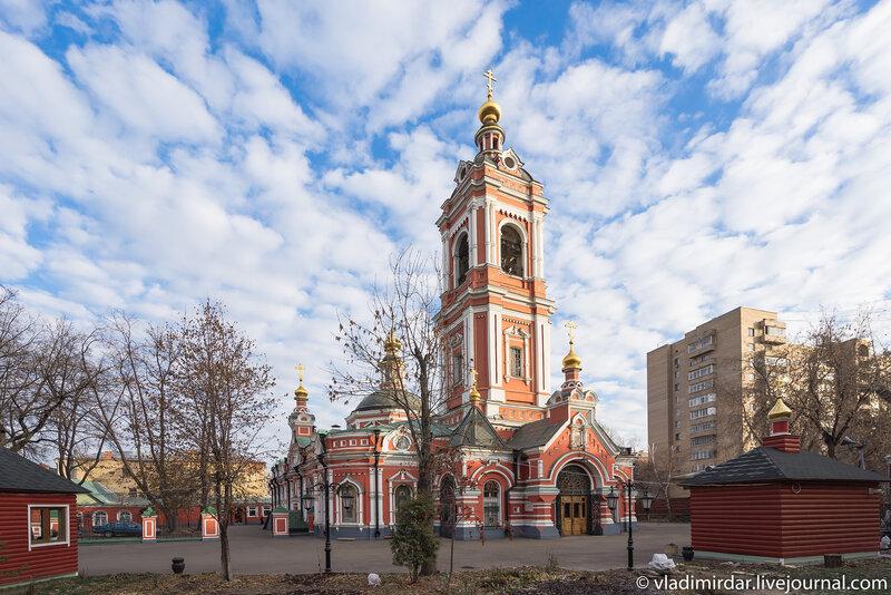 Церковь Пимена Великого в Новых Воротниках