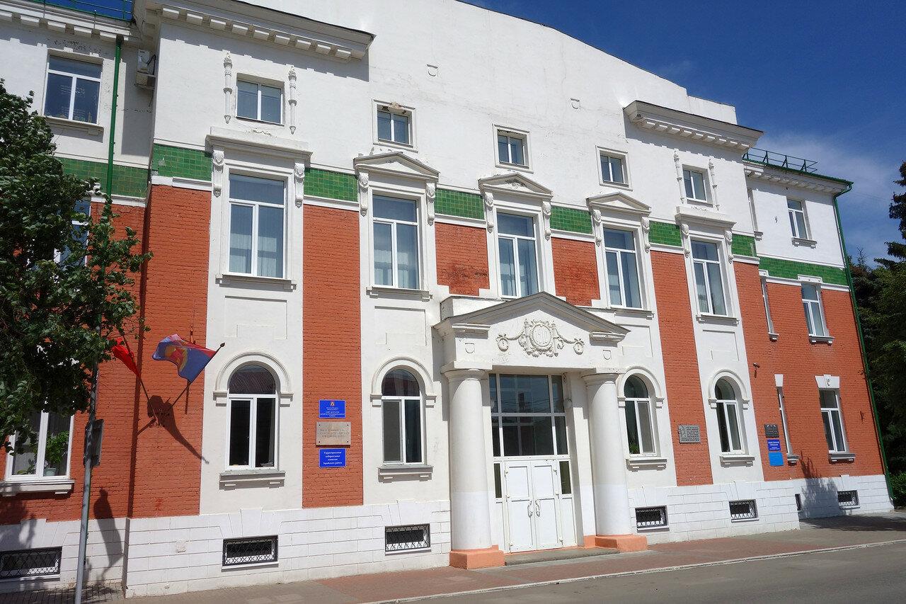 здание 1910 года