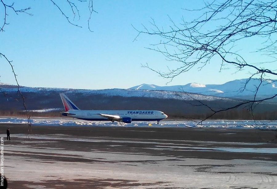 Магаданские отпускники полетят на «Боинге-777»