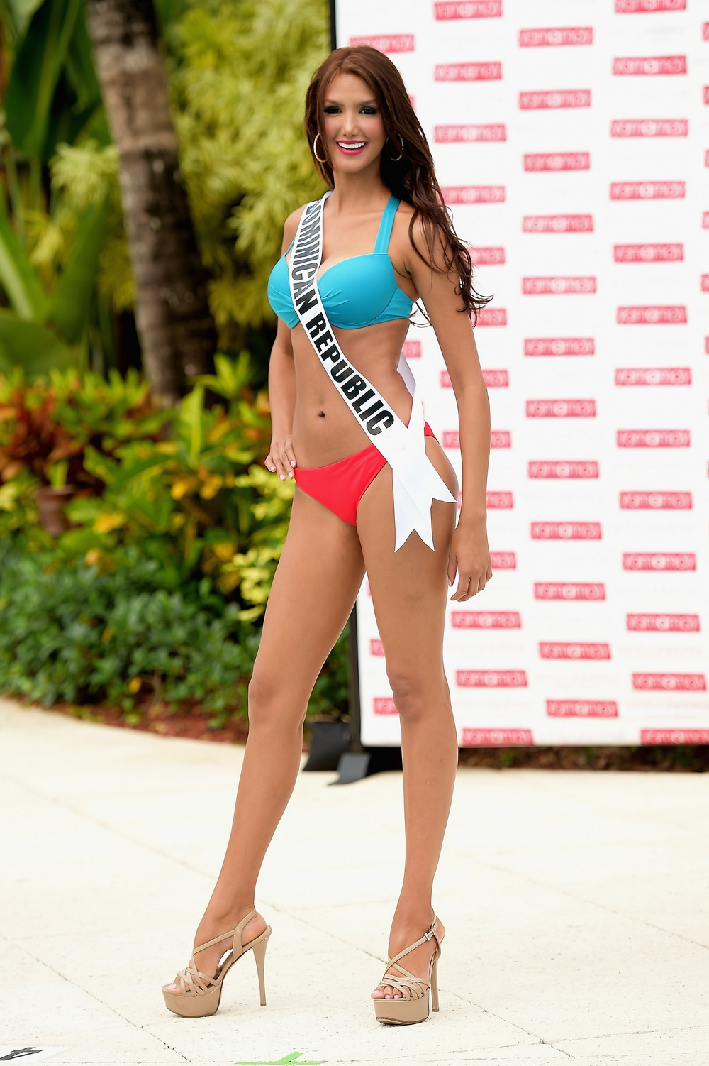 Miss Universe - Yamamay Swimsuit Runway Show