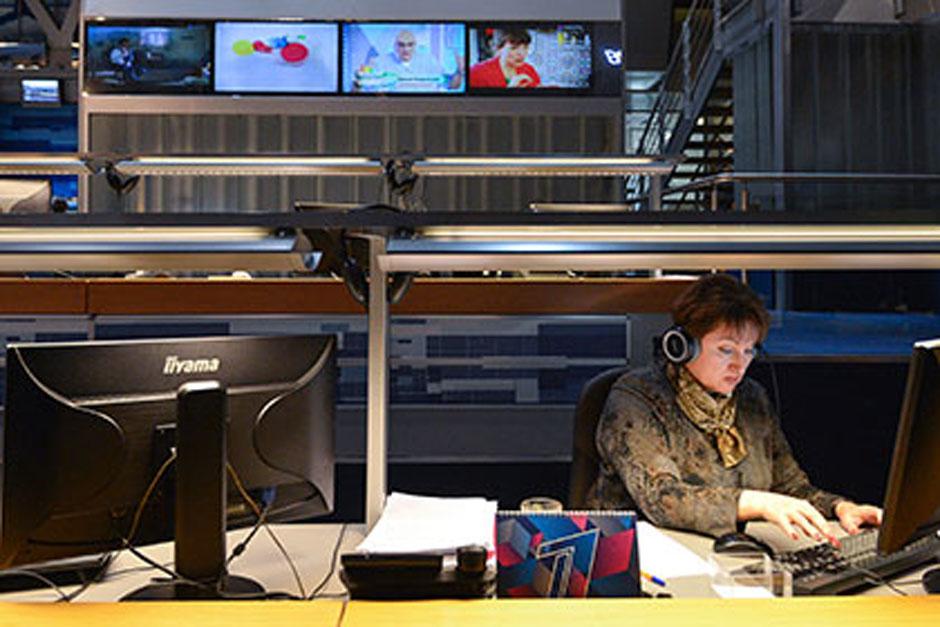 На ТВ запрет на выражение «экономический кризис»