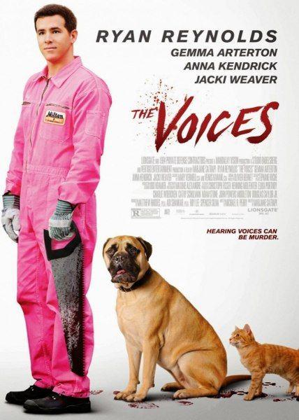 ������ / The Voices (2014) WEB-DLRip/WEB-DL 720p
