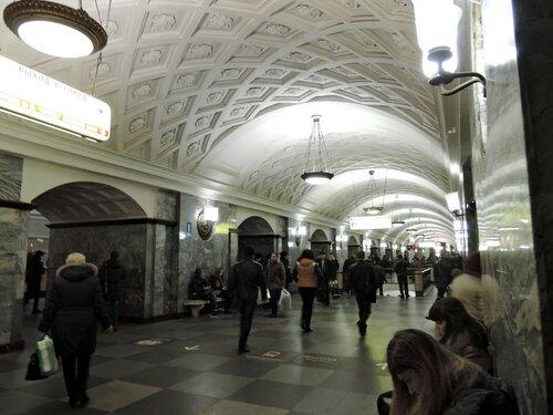 Станция Курская