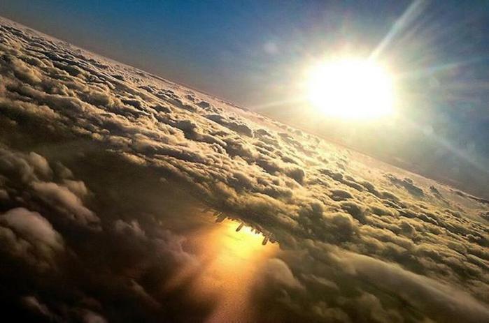 Удивительные фотографии с использованием отражения