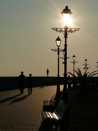 Солнечный фонарь