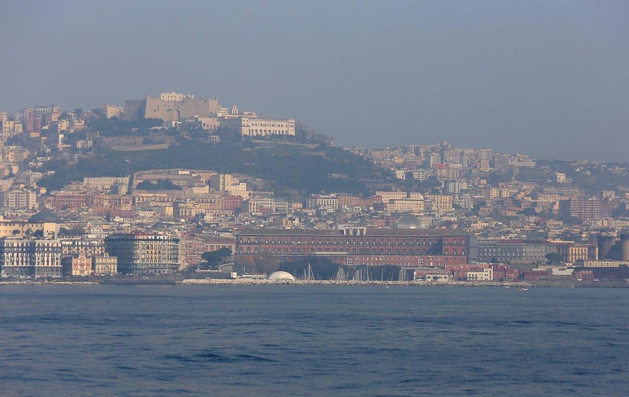 Naples. Royal palace