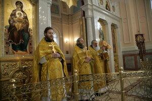 9. Великий вход на литургии