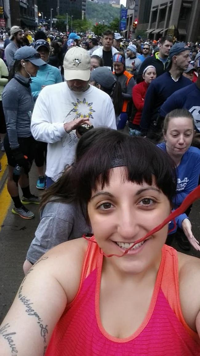 © Bekah Ceidro/Facebook  32-летняя Ребекка Сейдро (Rebekah Ceidro) весила 90кг, когда узнала,