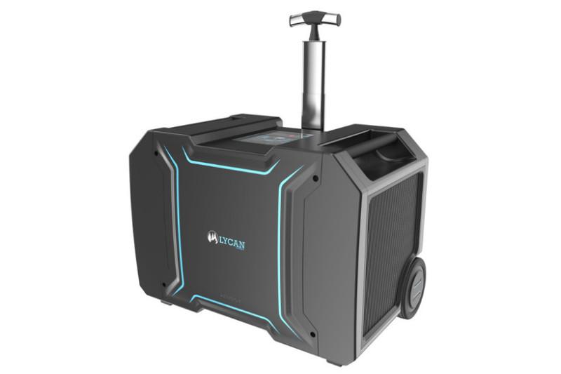 Lycan Powerbox — мобильный генератор Переносной генератор — незаменимая вещь в походе. Он заряжается