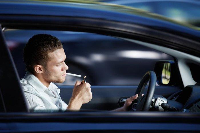 Курение в салоне – это «минус» к цене машины.   Фото: sanekua.ru. Внешний вид и запах интерьера могу