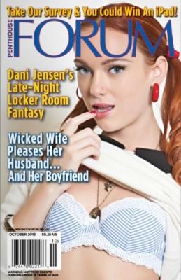 Журнал Журнал PENTHOUSE FORUM 10-2013
