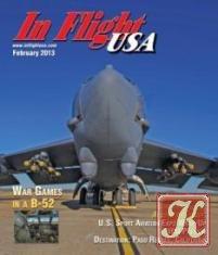 Журнал Книга In Flight USA №2 2013