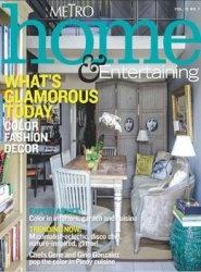 Журнал Metro Home & Entertaining - Vol.10 №1 2013