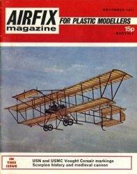 Журнал Airfix Magazine 1971-11