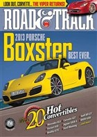 Журнал Road and Track №6 (июнь), 2012 / US