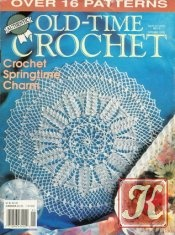Old-time crochet №1 1990