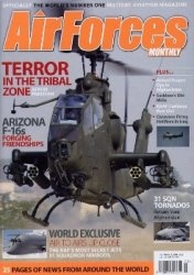 Журнал Air Forces Monthly - March 2010