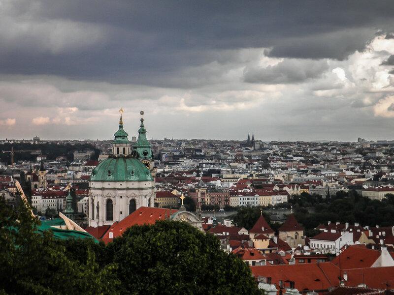 Это Прага