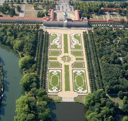 Дворец Шарлоттенбург. Берлин