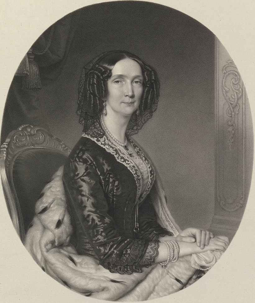 После Антон Einsle (1801-71) Софи (Эрцгерцогиня Австрии)