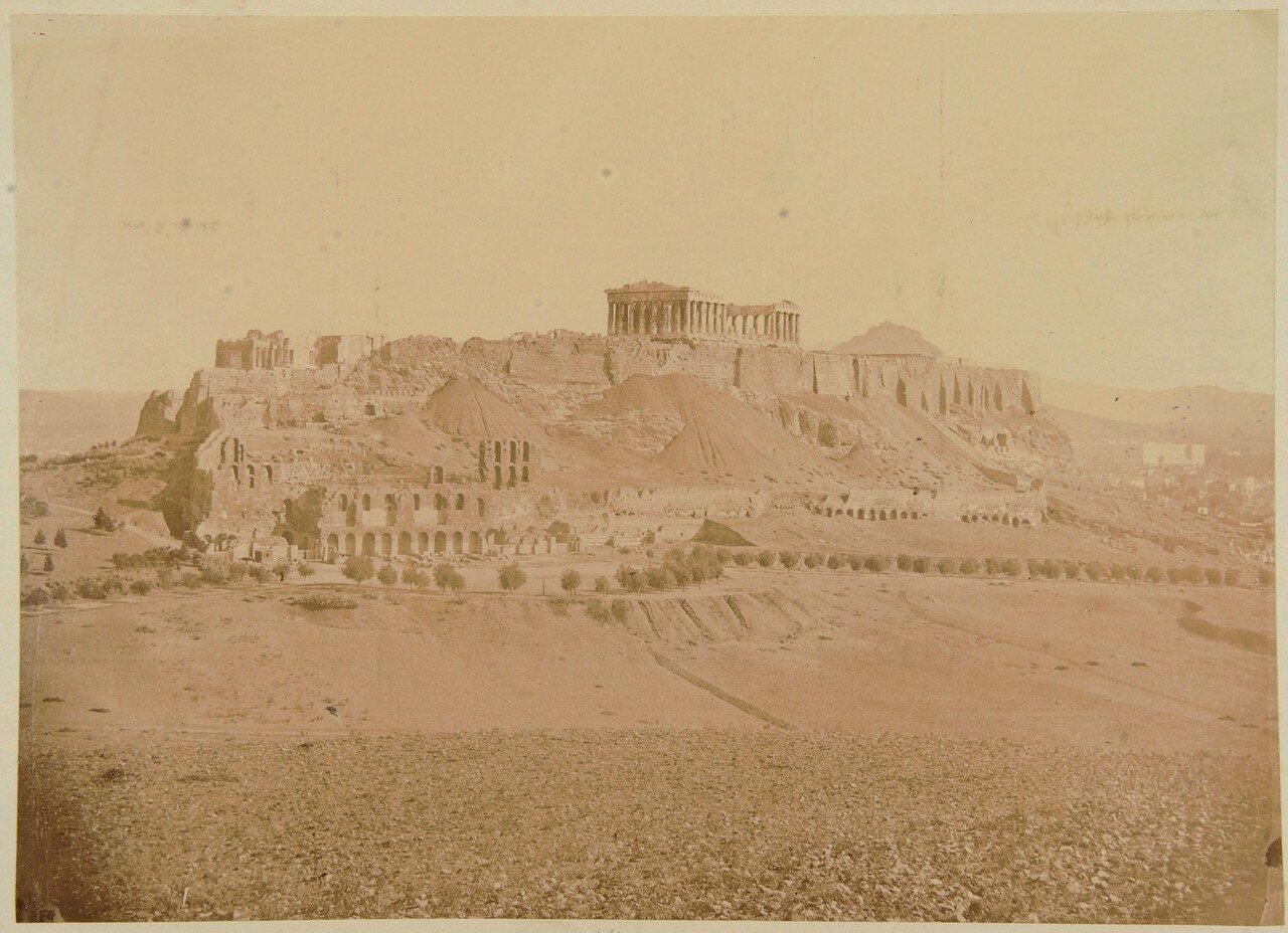 1877. Одеон Герода Аттика