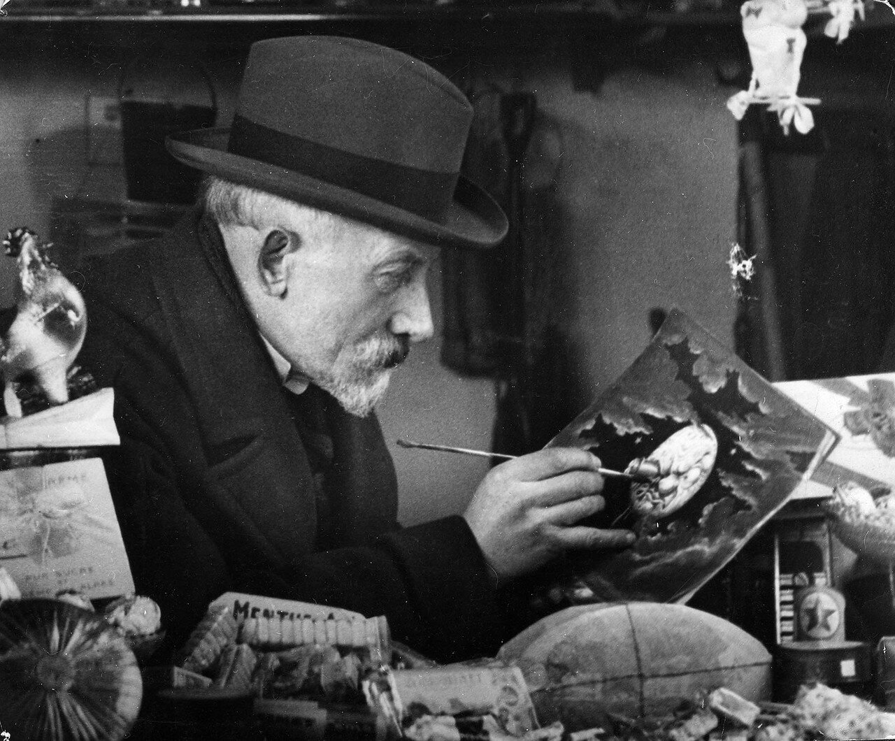 1927. Жорж Мельес