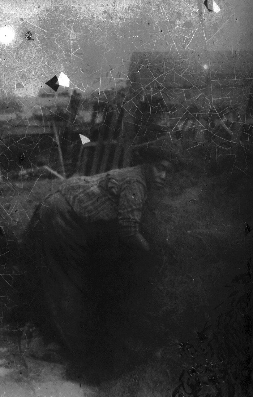 1884. Сбор пемзы в Луизиане