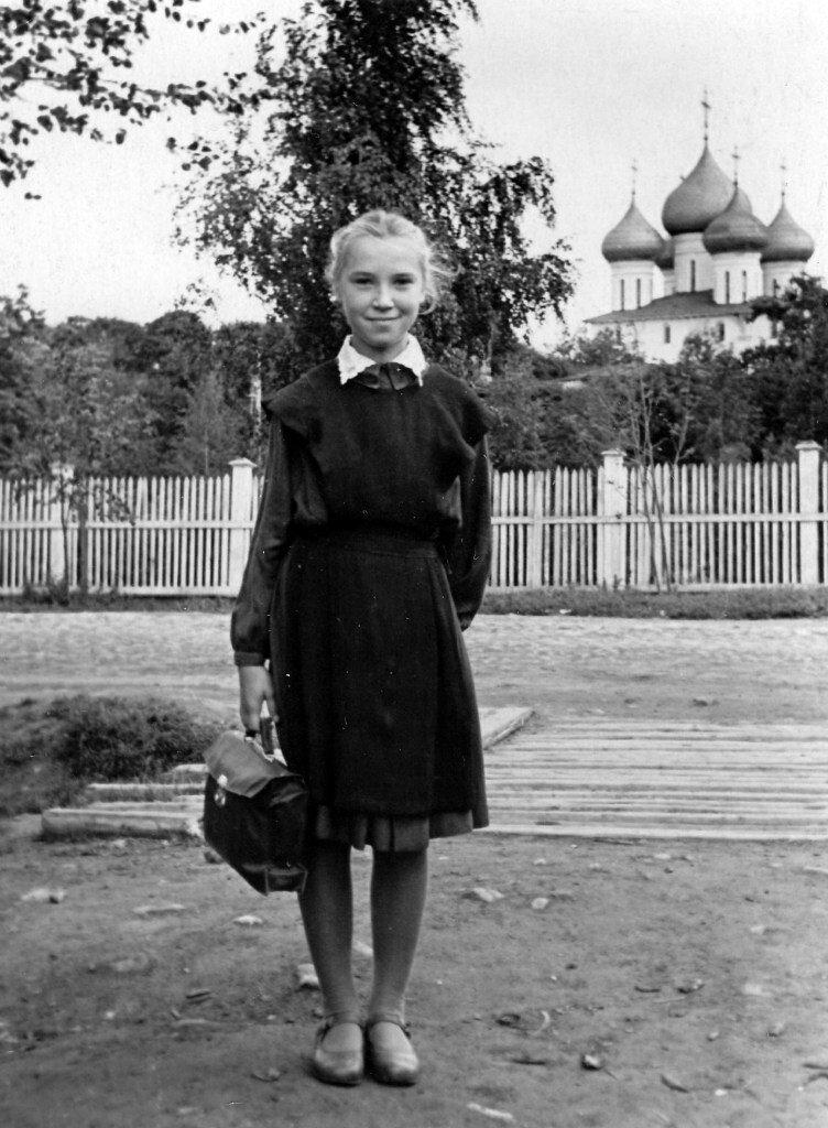 1950-е. Ленинградская улица