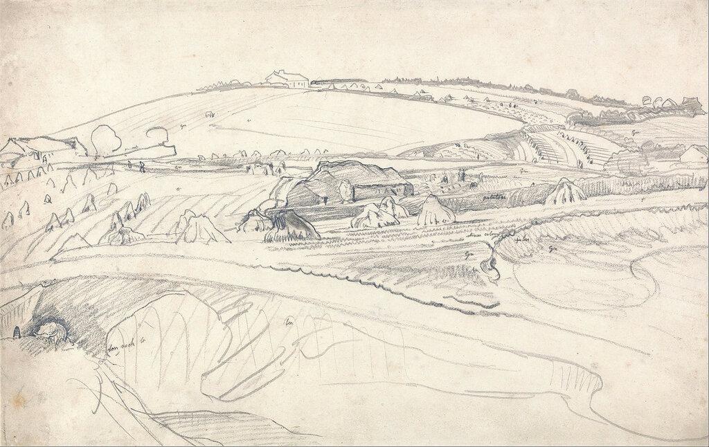 James_Ward_-_Landscape_with_a_Farm_and_Cornstalks_-_Google_Art_Project.jpg