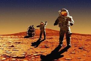 Ученые хотят вырастить на Марсе овощи