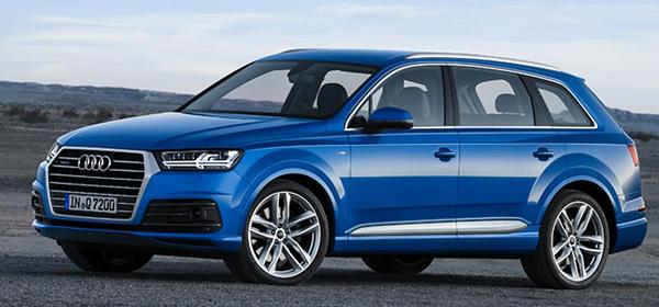 Модель автомобиля Audi Q7 будет иметь «заряженный» вариант