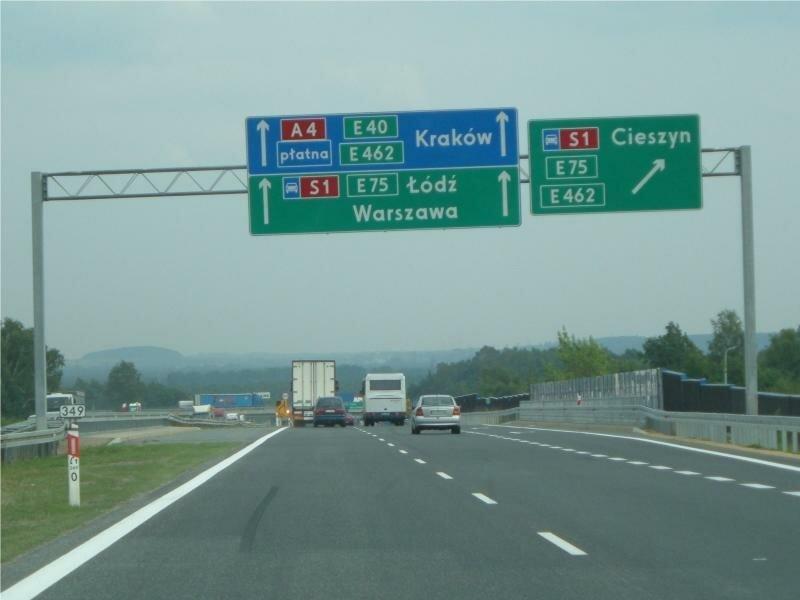 Польский транзит