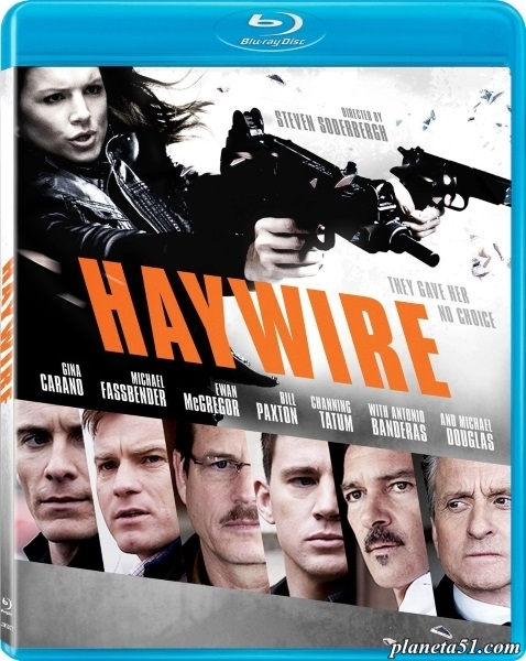 Нокаут / Haywire (2012/HDRip/BDRip-AVC)