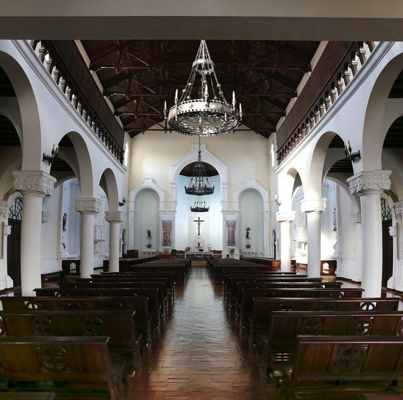 Leiria. Monastery of Saint Anthony (Convento de Santo António dos Capuchos)